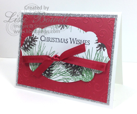 78 Days Till Christmas – Time to start Stampin'!