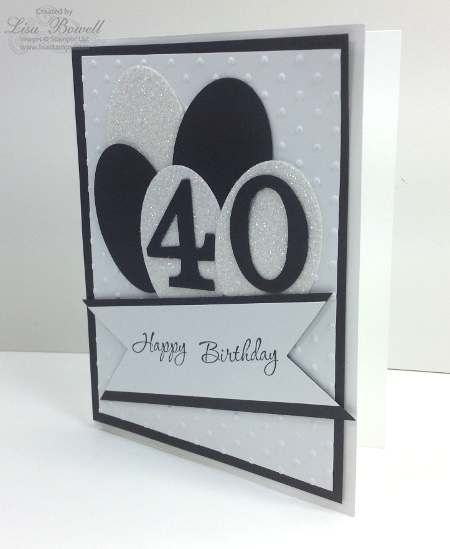Classy Birthday/Anniversary Card