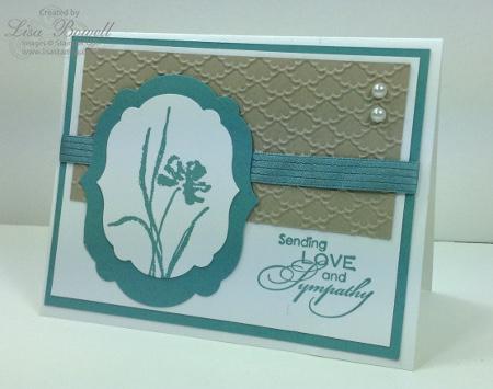 Cheerful Love & Sympathy Card