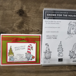 Gnome for the Holiday – Holly Jolly Everything