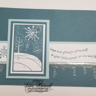 Tuesday Tips….Faux Icicles